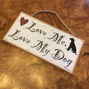 Love Me - Love My Dog